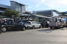 Enklere å ta drosje ved flere lufthavner