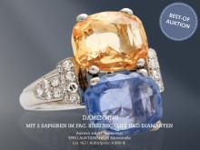 Funkelnde Schmuckstücke bei Epplis Best-Of-Auktion