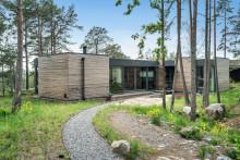 Nachhaltige Architektur: Wohntraum im Wald