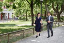Helt och hållbart Malmö fokus för Miljöpartiets valmanifest