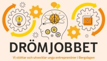 Drömjobbet - ett sommarjobb för unga entreprenörer