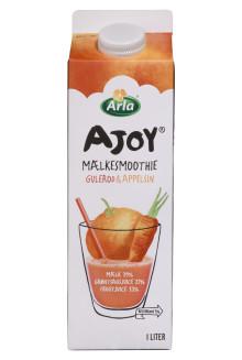 Arla lancerer ny produktserie med frugt- og grøntsagsjuice