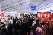 Pressinbjudan: Vasaloppet går i mål med fjärrvärme från E.ON i Vasaloppsmässan