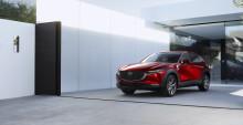Mazda CX-30 har verdenspremiere på Genève Motor Show