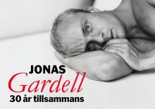 """Jonas Gardells hyllade show """"30 år tillsammans"""" på vårturné 2017"""