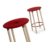 Move On - slender stool for Offecct by Mattias Stenberg.
