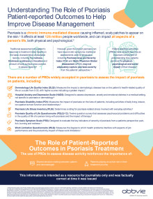 Psoriasis Patient-Reported Outcome Measures Explained