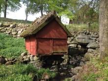 Sillaröds skaltkvarn - ett av Skånes minsta byggnadsminnen