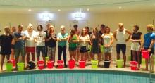 Hjärnfonden gör comeback med Ice Bucket Challenge