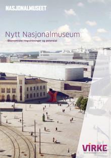 Nytt Nasjonalmuseum - Økonomiske ringvirkninger og potensial