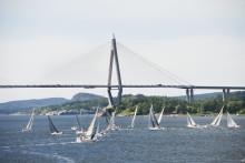 Tre dagars fest och segling