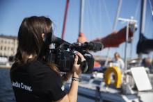 Maratonsändning från ÅF Offshore Race en tittarsuccé