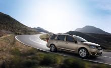 Dacia Logan MVC - Familien Danmarks nye stationcar