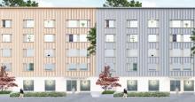 Ny generation äldreboende byggs i Gävle