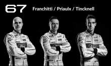 Möt förarna som kör Ford GT under spektakulära racet Le Mans 24 timmar