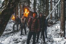 "Swedish Country Bar i samarbete med Debaser presenterar stolt ""Jay Smith and his SCR band"""