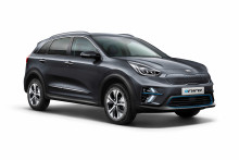 ​Europapremiere for Kia e-Niro.