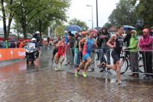Kristian Blummenfelt på andreplass i World Triathlon Series i Rotterdam i dag