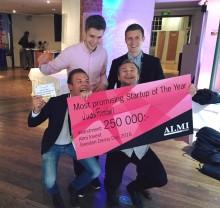 Createbolag utsedda till årets mest lovande startup på Sweden Demo Day