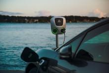 Aura - ny energieffektiv laddare för elbilar