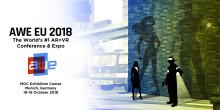 XMReality exhibits at Augmented World Expo (AWE)