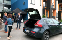 Avain Yhtiöt ja Hertz Autovuokraamo yhteistyöhön – Ensimmäiset taloyhtiöiden yhteiskäyttöautot käyttöön Tampereella ja Kirkkonummella