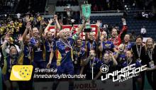 Svenska Innebandyförbundet skriver treårsavtal med Renew