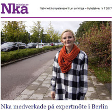 Nytt nyhetsbrev från Nka