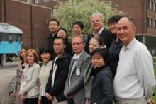 Kinesisk handelsdelegation på besök i Göteborg