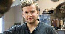 Ny kökschef på Restaurang Astern med fokus på variation, hållbarhet och minskat matsvinn