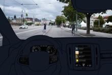 Volvo Cars nya XC40 – en självsäker SUV för stadsmiljö