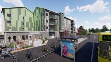 Lägenheterna på Sörby backe släpps för uthyrning