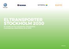 Rapport Eltransporter Stockholm