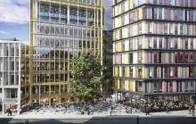 Skanska får design- och byggkontrakt i London för cirka 1,1 miljarder kronor