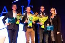 Coala Life vinner e-health award 2017 med sin smarta lösning för självscreening av hjärthälsa