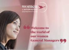 AccorHotels firar Internationella Kvinnodagen – släpper bok för att uppmärksamma kvinnliga General Managers
