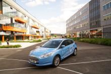 Ford avaa tulevaisuuden liikkumisen ratkaisuihin keskittyvän toimiston Lontooseen