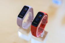 Huawei lanserar nytt träningsarmband - Huawei Band 4