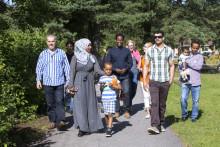 Nationellt kompetenscentrum anhöriga lanserar ett nytt område - Interkulturellt