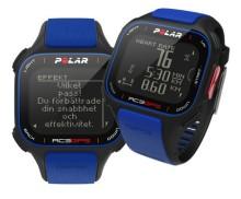 Blått är flott - RC3 GPS i ny färgstark nyans