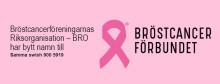 BRO blir Bröstcancerförbundet