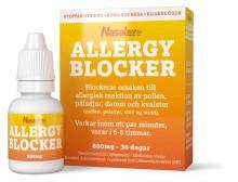 Vetenskapligt visat skydd mot pollen i minst 6 timmar – utan medicin.
