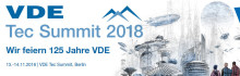 VDE Tec Summit