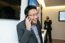 4G redo för röst- och videotelefoni