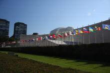 Forum på högnivåmöte om Agenda 2030 i New York