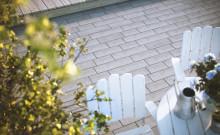 Nya Linear och Linear Linje - stilren stenmix för de flesta trädgårdsmiljöerna