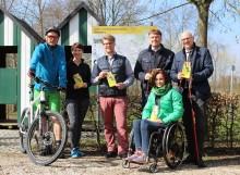 Aktiv- und Gesundheitspark in Abensberg offiziell eröffnet