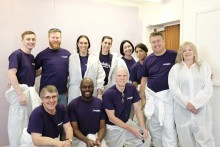 West Midlands charity receives a face-lift and donation