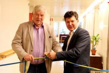Invigning av åtta vårdplatser i Dorotea