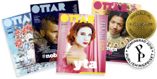 Ottar trippelnominerad till tidskriftspriser!